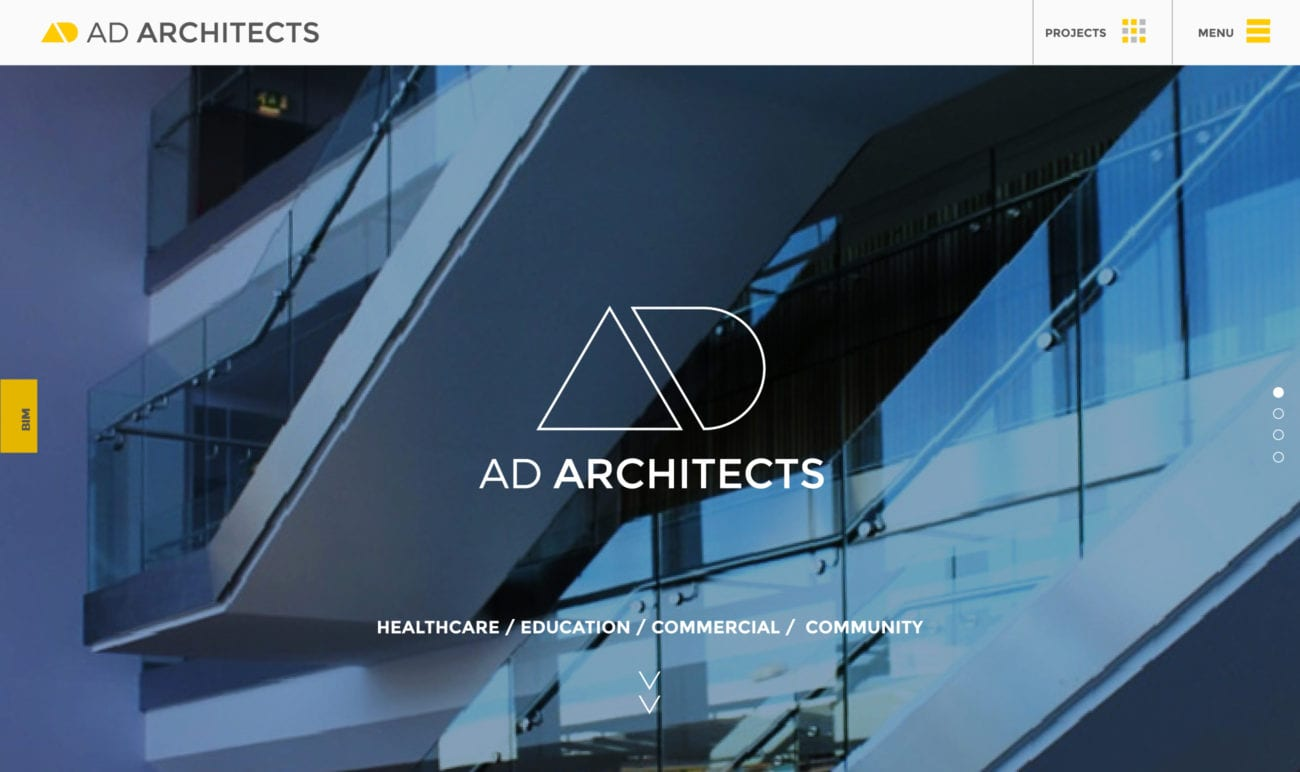 Creating The Best Architecture Websites Ad Architects Union 10