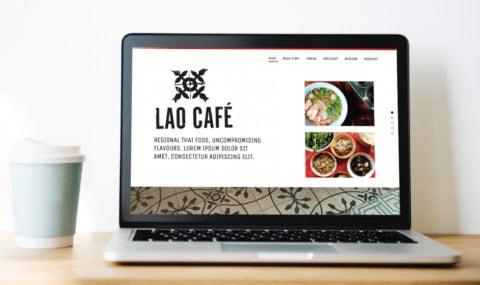 View Lao Café