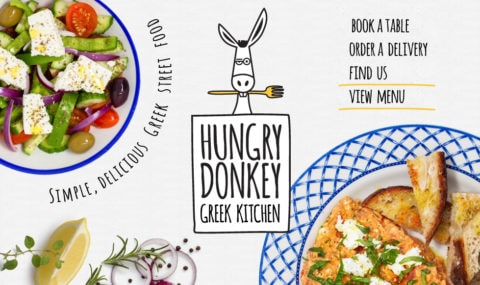 View Hungry Donkey